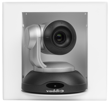 IN-Wall Enclosure for Vaddio ConferenceSHOT 10 and ConferenceSHOT FX Camera