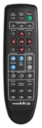 Vaddio IR Remote Commander with audio controls
