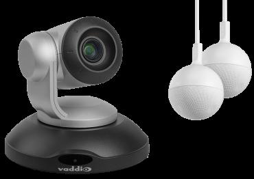 ConferenceSHOT AV Bundle – CeilingMIC 2 (without speaker)