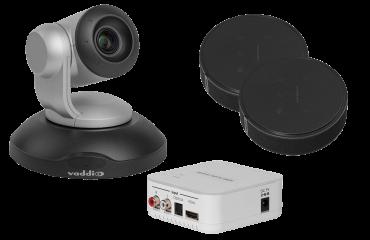 ConferenceSHOT AV Bundle – TableMIC 2 (without speaker)