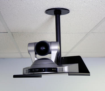 Drop Down Mount for Large PTZ Cameras - Short