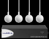 EasyUSB MicPOD I/O with Four CeilingMICs