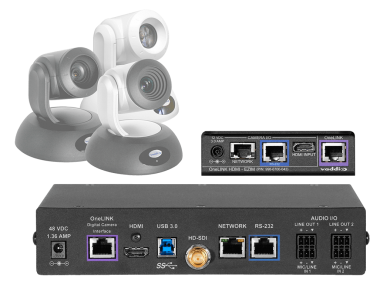 OneLINK Bridge Kit for RoboSHOT HDMI Cameras