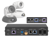 Cisco Codec Kit for OneLINK Bridge to RoboSHOT HDMI Cameras