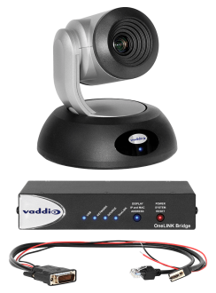 RoboSHOT 12 OneLINK Bridge System for Polycom Codecs