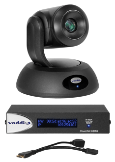 RoboSHOT 12E HDBT OneLINK HDMI System for Cisco SX Codecs