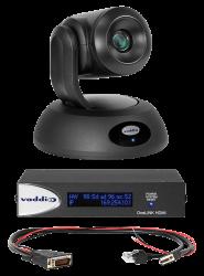 RoboSHOT 12E HDBT OneLINK HDMI System for Polycom Codecs