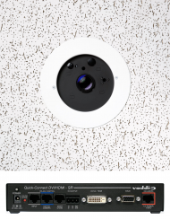 CeilingVIEW HD-18 DocCAM with DVI/HDMI Quick-Connect